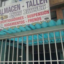 Almacen Taller Ejes Fausto en Bogotá