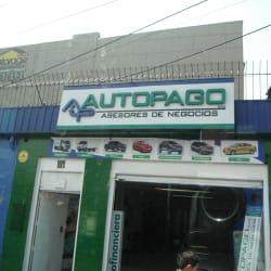 AutoPago Calle 72 en Bogotá