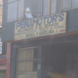 Peñamotor's en Bogotá
