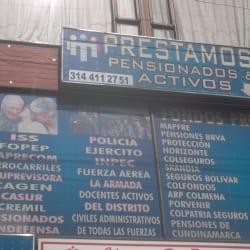 Prestamos Pensionados Activos en Bogotá