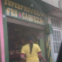 Superfruver Fru-Caqueza en Bogotá