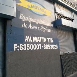 Distribuidora de Artículos de Aseo y Limpieza A. Movasa en Santiago