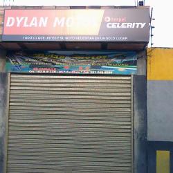 Dylan Motos  en Bogotá