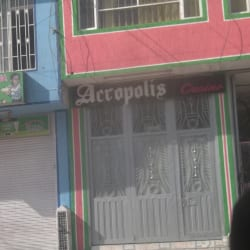 Acropolis Casino en Bogotá