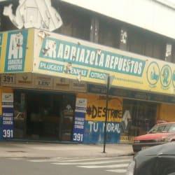 Adriazola Repuestos en Santiago