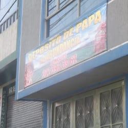 Deposito de Papa La Abundancia en Bogotá