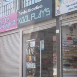 Tiendas Deportivas Kool Play S en Bogotá