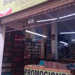 Bibliomania en Bogotá