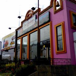 Hamburguesas del Rodeo Diagonal 127 en Bogotá