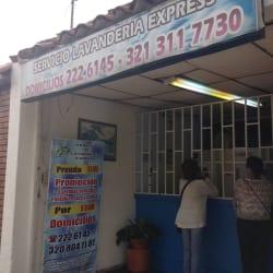 Servicentro Lavanderia Express en Bogotá