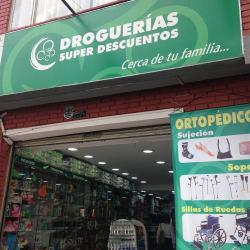 Droguerías Súper Descuentos Chia  en Bogotá
