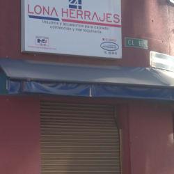 La 24 Lona Herrajes en Bogotá