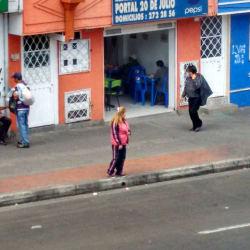 Restaurante Cafeteria Portal 20 De Julio en Bogotá