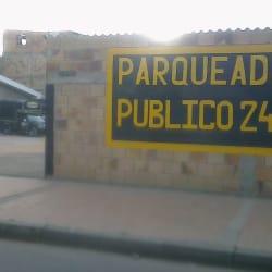 Parqueadero Carrera 135 en Bogotá
