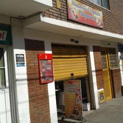 Panadería Y Cafetera Valparaisa en Bogotá