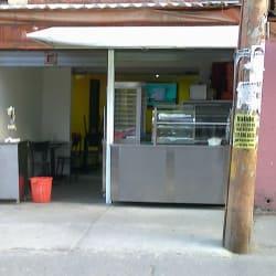 Restaurante Calle 163 A Carrera 8 en Bogotá