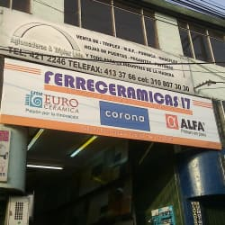 Ferreceramicas 17 en Bogotá