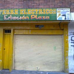 Ferrelectricos Estación Plaza  en Bogotá