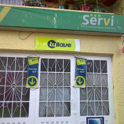 Red Servi Calle 163A Carrera 8B en Bogotá