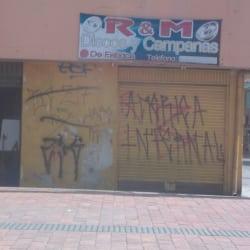 R & M en Bogotá
