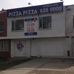 Pizza Pizza La Esmeralda en Bogotá