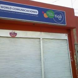 World Comunicaciones en Bogotá