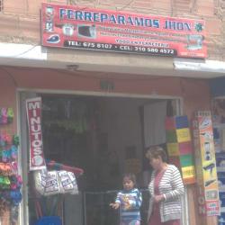 Ferreparamos Jhon en Bogotá