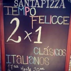 Santa Pizza - Av. Las Condes en Santiago