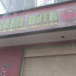 Game Over en Bogotá