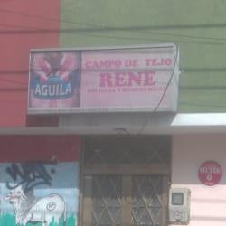 Campo De Tejo Rene en Bogotá