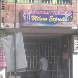 Remontadora Y Tintoreria Milano Express en Bogotá