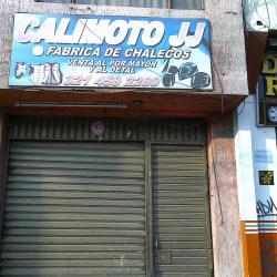 Calimoto JJ en Bogotá
