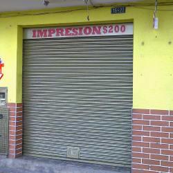 Impresión y Recargas Carrera 100 en Bogotá
