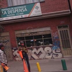 Depósito De Materiales La Despensa en Bogotá