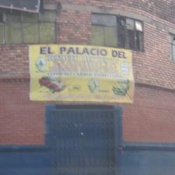 El Palacio Del Renault Marinillo en Bogotá