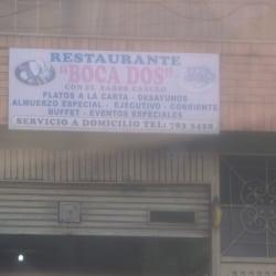 Restaurante Boca Dos en Bogotá