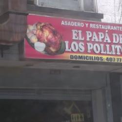 El Papa De Los Pollitos en Bogotá