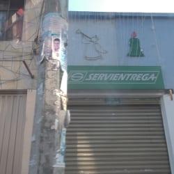 Servientrega Calle 17 en Bogotá