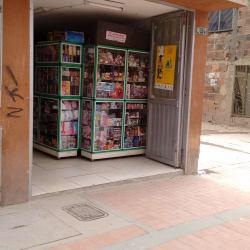 Papeleria Calle 134A en Bogotá