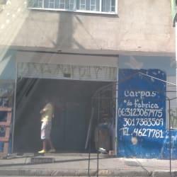 Fabrica De Carpas en Bogotá