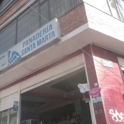 Panaderia Santa Marta en Bogotá