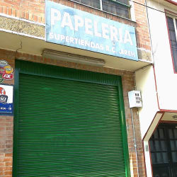 Papeleria Supertiendas R.C. Jireh en Bogotá