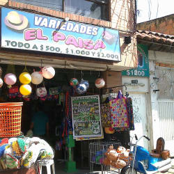 Variedades El Paisa  Calle 162 en Bogotá