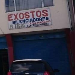Exostos Silenciadores El Tigre en Bogotá