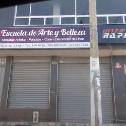 Escuela De Arte Y Belleza en Bogotá
