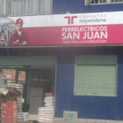 Ferrelectricos San Juan en Bogotá