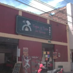 Fogon Y Tizon Del Restrepo en Bogotá
