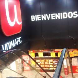 Supermercado Unimarc - Mall Espacio M en Santiago