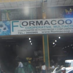 Flormacoop en Bogotá