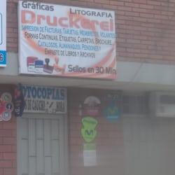 Graficas Litografia Druckerei en Bogotá